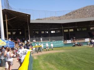 Image of Warren Field infield, Bisbee, AZ
