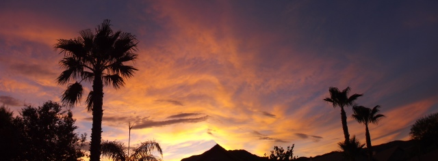 Ahwatukee Sunset