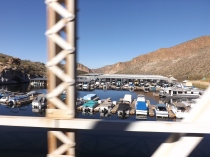Canyon Lake Marina, Apache Trail, AZ