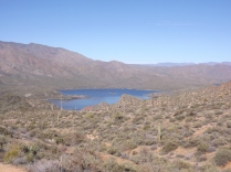 Apache Lake Basin, Arizona